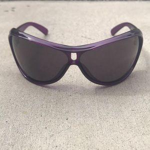 Authentic Missoni Purple Shield Suglasses